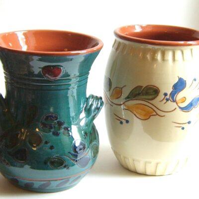 Trønderkeramikk vaser medium